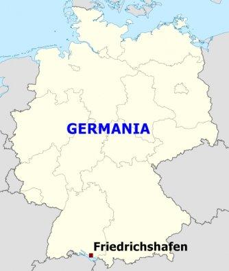 Friedrichshafen Germania
