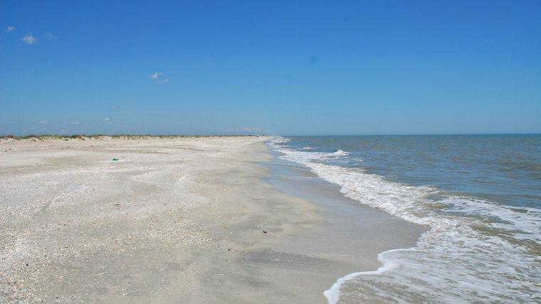 Plaja Si Satul Vadu Judeţul Constanţa