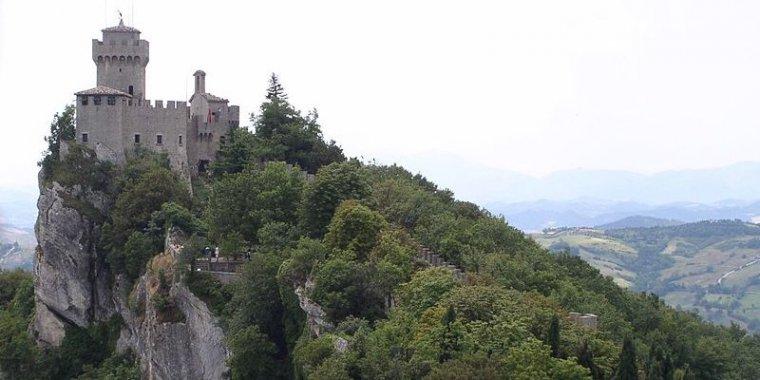 Three Towers, San Marino