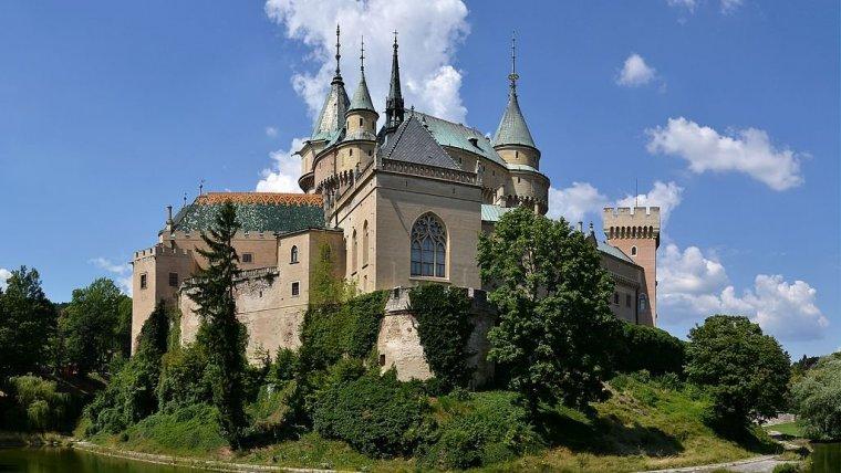 Castelul Bojnice, Slovacia